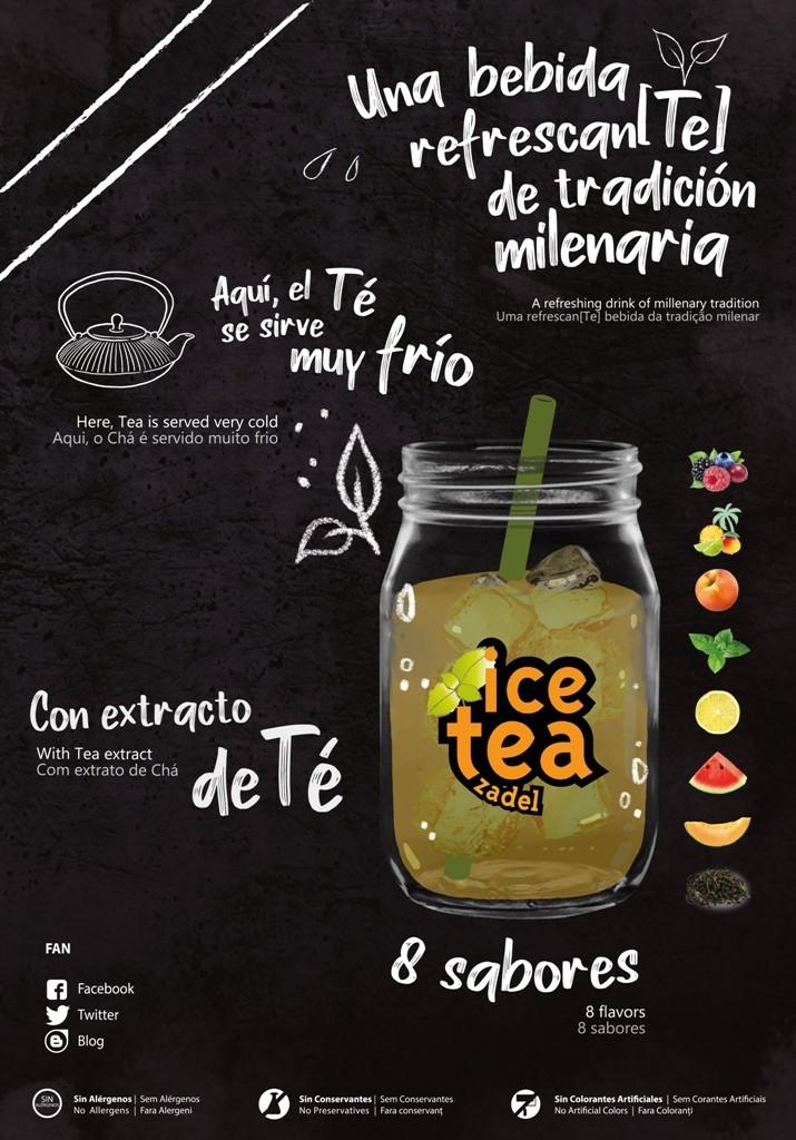 ZADEL ICE TEA 2019